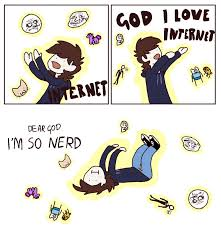I M A Nerd Meme - i m so nerd by sharkayartist i m so alone know your meme