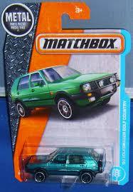 matchbox nissan skyline cool great 2017 matchbox 4 u002790 volkswagen golf country teal