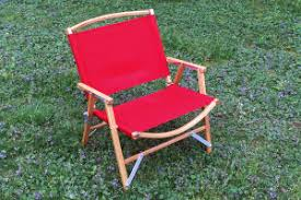 red chair kermit chair company folding lawn chairs
