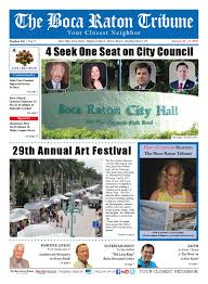 Palace 20 Boca Raton Showtimes by The Boca Raton Tribune Ed216 By The Boca Raton Tribune Issuu