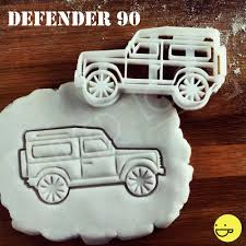 defender land rover 90 land rover defender 90 inspired cookie cutter classic