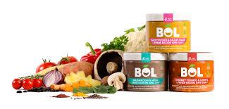 bol cuisine food teams up with veggie brand to launch healthy meals