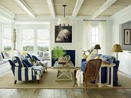 Beach Living Room by Coastal Living Room Fionaandersenphotography Com