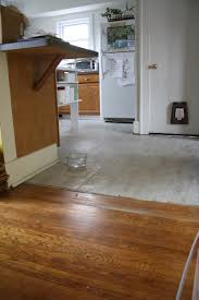 Laminate Flooring For The Kitchen Tips For Installing A Kitchen Vinyl Tile Floor Merrypad