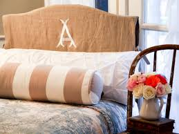 Images Of Headboards by Make An Easy Headboard Slipcover Hgtv