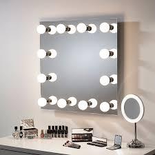 Dressing Room Mirror Lights Monroe Led Illuminated Hollywood Style Make Up Mirror Dressing