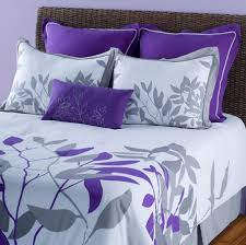 Blue Purple Bedroom - purple comforter sets purple bedroom ideas