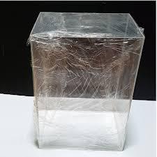 clear acrylic l base acrylic display case 35cm l x 24cm b x 50cm h clear base toys