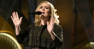 thanksgiving song snl adele saturday night live performance