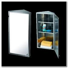 corner bathroom mirror medicine cabinet cabinet home design