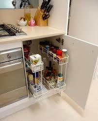accessories storage for the kitchen small kitchen organization