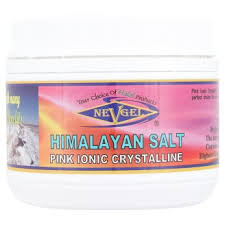 himalayan salt l ions nevgel pink ionic crystalline himalayan salt 800g