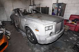 roll royce pakistan fire crews attend factory fire in digbeth in which lamborghini and