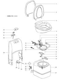 caravan and motorhome oem handbooks thetford c200 wiring diagram