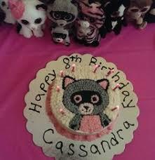 beanie boos birthday party waddles beanie boo cake beanie