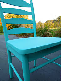 Shabby Chic Blue Paint by How To Paint A Chair Rustic And Shabby Chic Furniture Fun Live