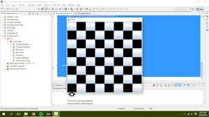 image java chessboard pieces not displaying corrrectly stack
