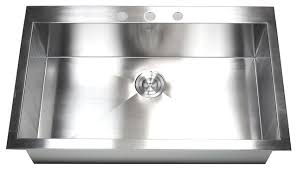 Stainless Kitchen Sinks by 36