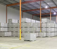warehousing services distribution dry cold storage freezer