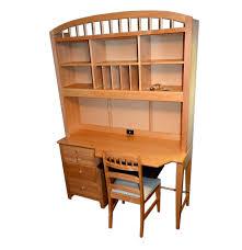 Desk With Top Shelf Stanley