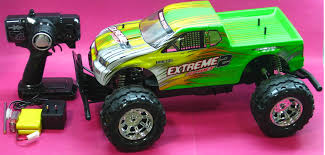 monster truck rc racing 12 volt rc remote control chevy style monster truck
