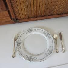 Mikasa Home Decor Mikasa Margaret Dinner Plate 10 5 Inch Dinner Plate Blue
