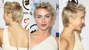 growing hair from pixie style to long style julianne hough has a genius way to wear a grown out pixie