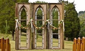 wedding arch using doors raspberry fields farm llc weddings and gatherings artisan