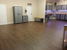 Laminate Flooring Garage Porcelain