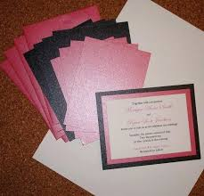 your own wedding invitations how to do your own wedding invitations stylish cheap wedding