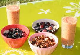 cuisine bio vitalité petit déjeuner vitalité pour la rentrée ecole vivre autrement