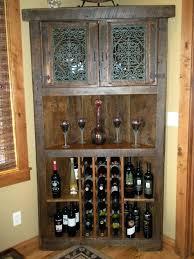 wine rack corner cupboard wine rack corner cabinet wine rack