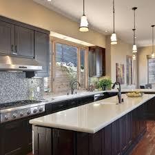 kitchen backsplash with cabinets and light countertops cabinets light countertop houzz