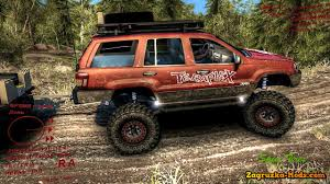 expedition jeep grand jeep grand expedition wj sid v1 0 for spin tires 2013 dev