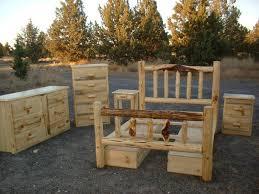 71 best log beds images on log bed log cabins and