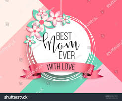 Mother S Day Designs Happy Mothers Day Layout Design Roses Stock Vector 580413673
