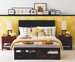 so cute retro yellow bedroom home shopping spy