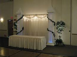 wedding backdrop ideas with columns 112 best coulmns party images on wedding backdrops