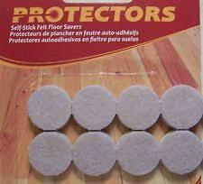 Felt Chair Protectors Chair Floor Protectors Ebay