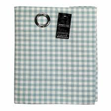 gingham curtains home design ideas and pictures