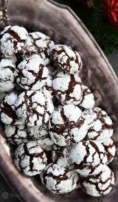 chocolate crinkles recipe simplyrecipes com
