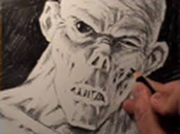 draw monster