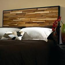 King Size Wooden Headboard Reclaimed Wood Headboard King Electricnest Info