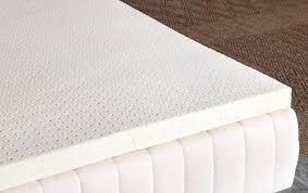 organic latex topper bed mattress