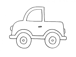 unique simple car coloring pages 33 on coloring site with simple