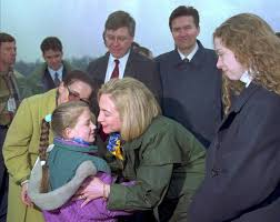 Where Does Hillary Live by The Story Of Hillary Clinton U0027s 1996 Bosnia Visit Business Insider