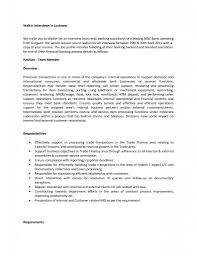 profile for resume free resume example and writing download