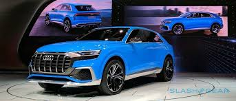 audi q8 2017 audi q8 concept previews 4 seat luxury suv with coupe style
