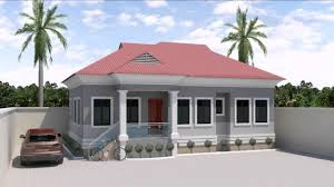 3 bedroom bungalow house designs in nigeria youtube