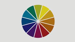 Color Wheel Scheme The Color Wheel